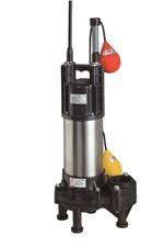 DWV型【ダーウィン】樹脂製汚水・汚物用水中ポンプ